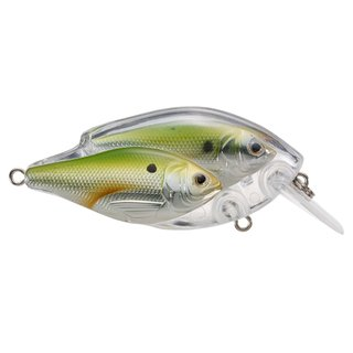Koppers Threadfin Shad Squarebill 6 cm F - Metallic/Green