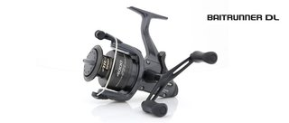SHIMANO Baitrunner DL 2500 FB Freilaufrolle