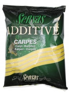 SENSAS ADDITIV SUPER CARPES (KARPFEN) 300G
